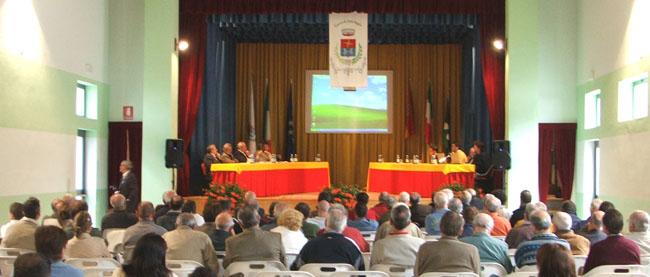 Congresso sulle Cave del Gesso di Santa Brigida