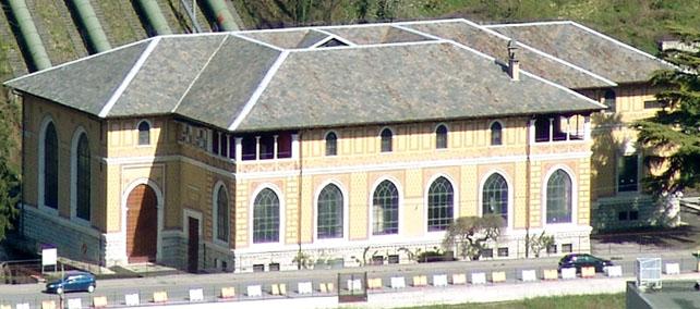 Centrale Idroelettrica di Zogno