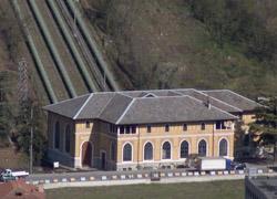 La centrale di Zogno