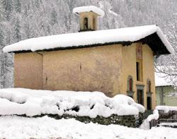 Chiesa di Santa Lucia a Branzi