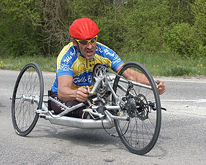 Race-handbike