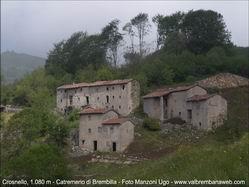 Brembilla, borgo di Crosnello