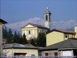 Zogno chiesa parrocchiale